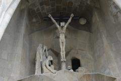 Sagrada Familia - Fasada Pasji