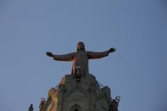 Tibidabo - Temple Expiatori del Sagrat Cor (kościół Serca Jezusowego)