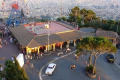 Tibidabo Parc d'Atraccions (wesołe miasteczko)