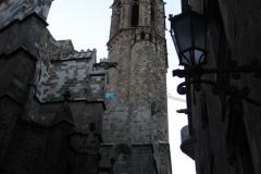 Katedra wBarcelonie