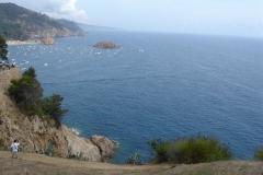 Tossa de Mar czyli prawdziwa Costa Brava