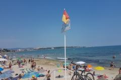 Plaża w Ravdzie