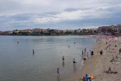 Plaża w Sozopolu