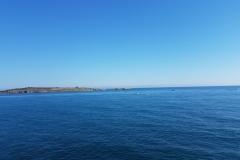 Sozopol - widok na wyspy Sv. Ivan i Petar