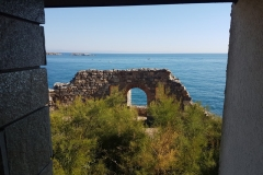 Sozopol - widok nawyspy Sv. Ivan iPetar