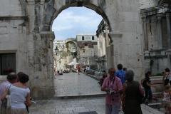 Split Pałac Dioklecjana