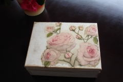 Pudełko do róży