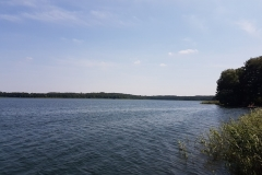 Niebieski szlak rowerowy: Duża pętla mrągowska;Jezioro Probarskie