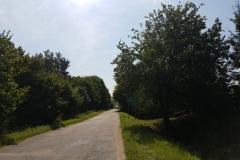 Niebieski szlak rowerowy: Duża pętla mrągowska;Jakubowo