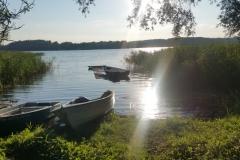 Trasa rowerowa dookoła Jeziora Juksty; Śniadowo