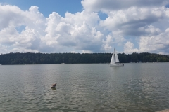 Mikołajki, żeglarskie wspomnienia