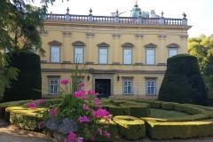 Buchlovice zespół pałacowo-parkowy