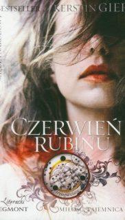 Kerstin Gier: Czerwień rubinu