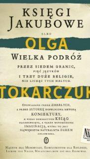Olga Tokarczuk: Księgi Jakubowe