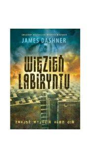 James Dashner: Więzień labiryntu