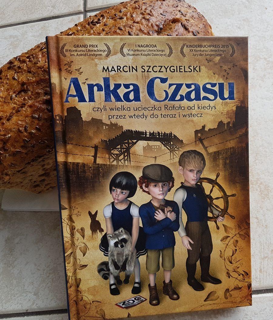 Marcin Szczygielski: Arka Czasu