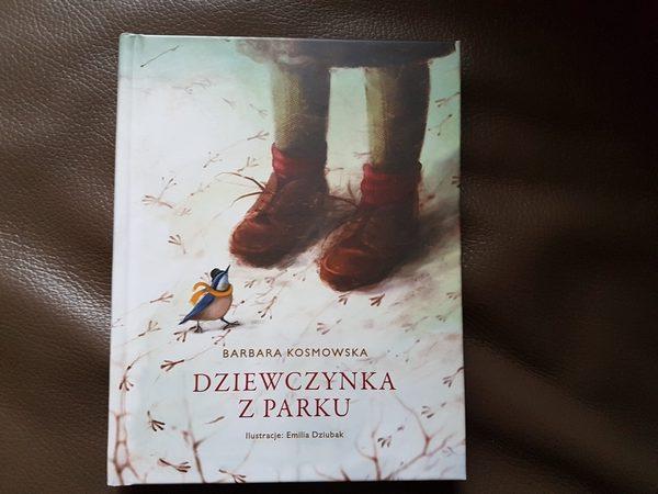Barbara Kosmowska: Dziewczynka zparku