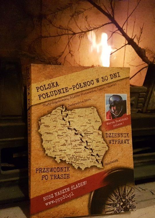 Piotr Sokołowski, Jolanta Piotrowska, Tomasz Pławski: Polska południe-północ w30 dni