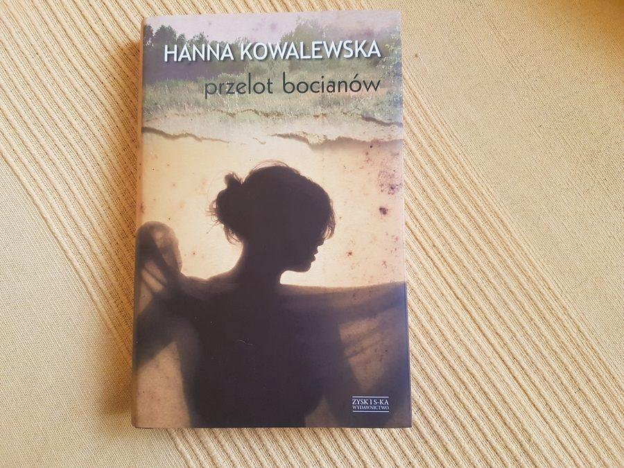 Hanna Kowalewska: Przelot bocianów