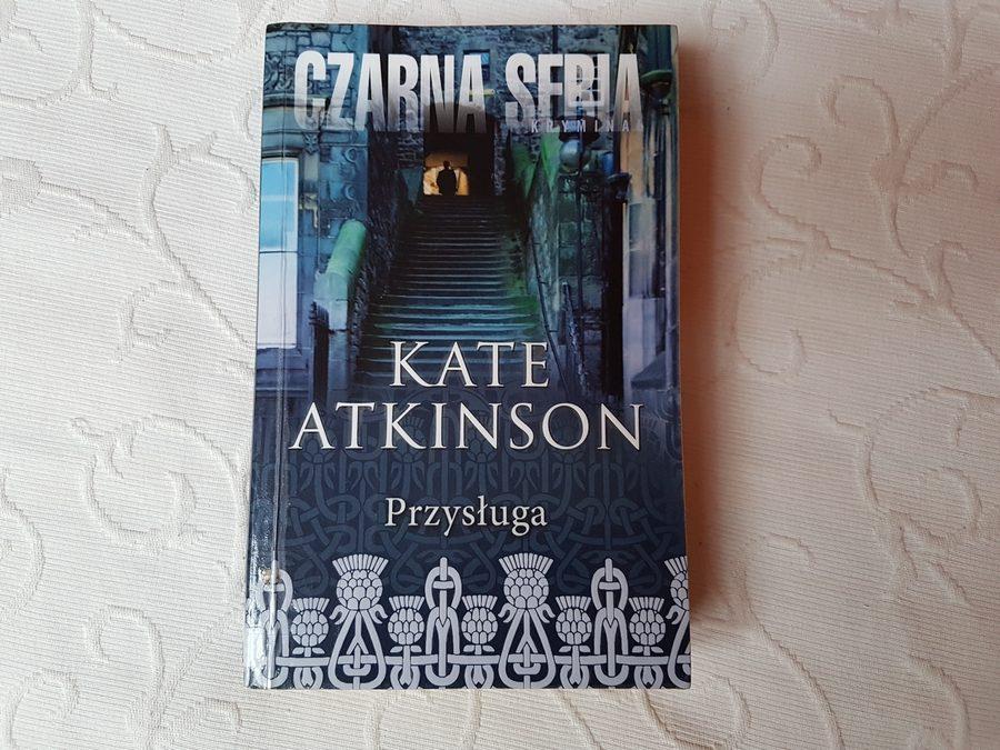 Kate Atkinson: Przysługa