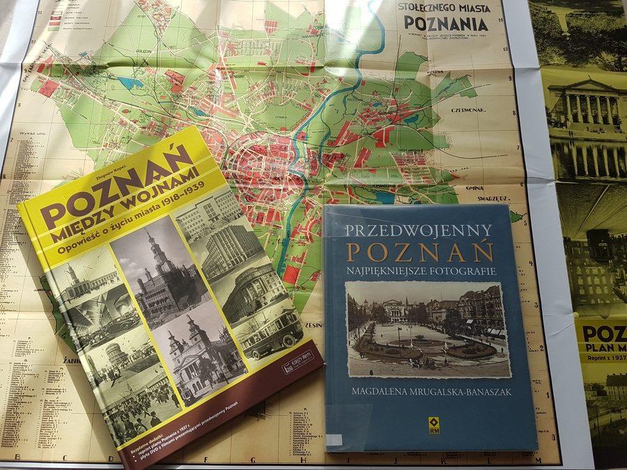 Magdalena Mrugalska-Banaszak: Przedwojenny Poznań, Zbigniew Kopeć: Poznań miedzy wojnami