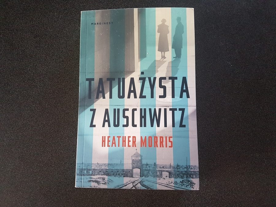 Heather Morris: Tatuażysta zAuschwitz