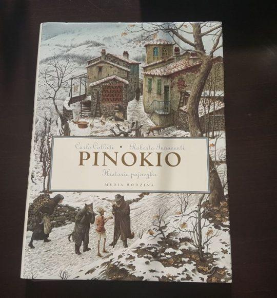 Carlo Collodi: Pinokio. Historia pajacyka