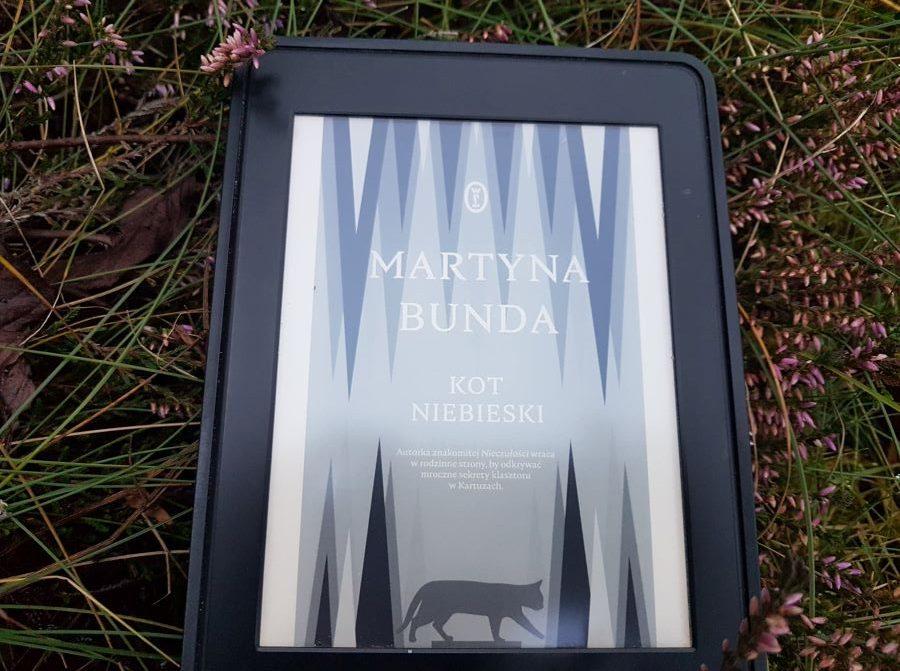 Martyna Bunda: Kot niebieski