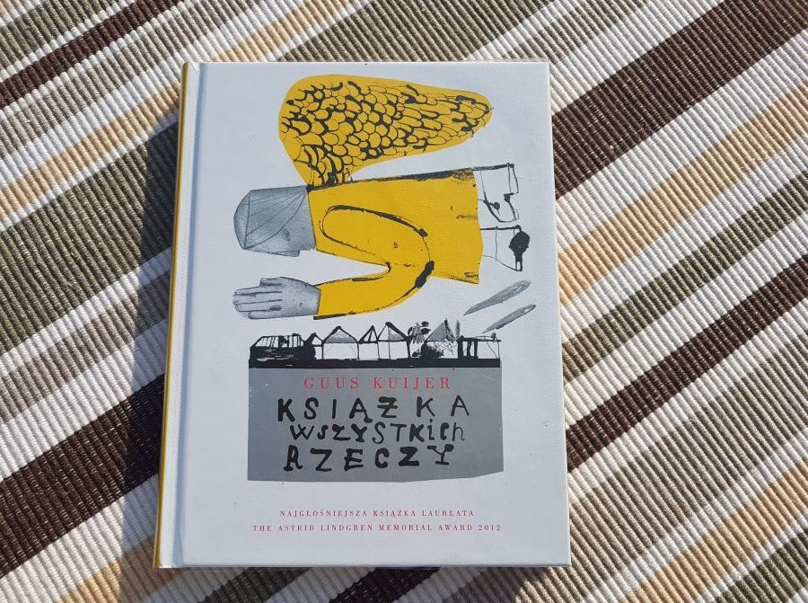 Guus Kuijer: Książka wszystkich rzeczy