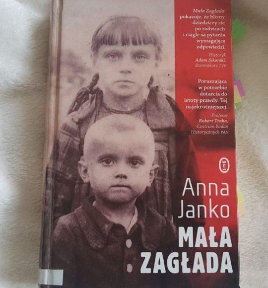 Anna Janko: Mała zagłada