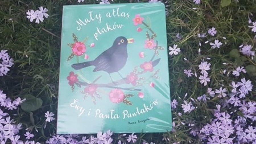 Ewa,Paweł Pawlakowie: Mały atlas ptaków