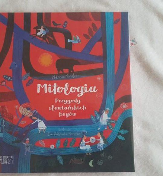 Melania Kapelusz: Mitologia. Przygody słowiańskich bogów