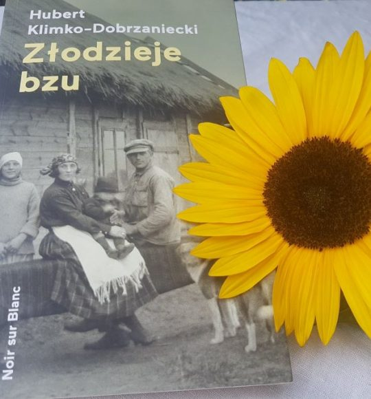 Hubert Klimko-Dobrzanecki: Złodzieje bzu