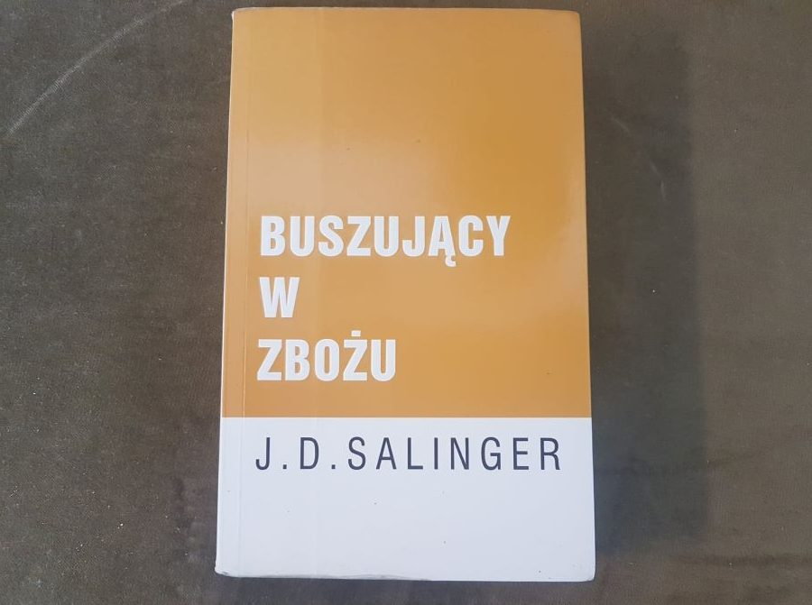 J.D. Salinger: Buszujący wzbożu