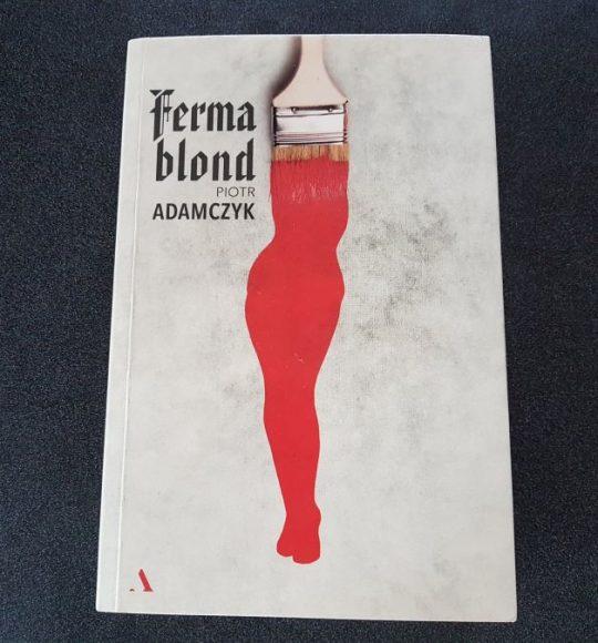 Piotr Adamczyk: Ferma blond