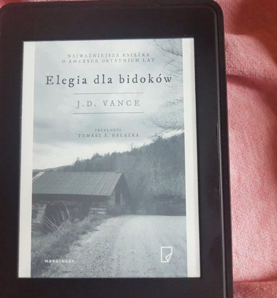 J.D. Vance: Elegia dla bidoków